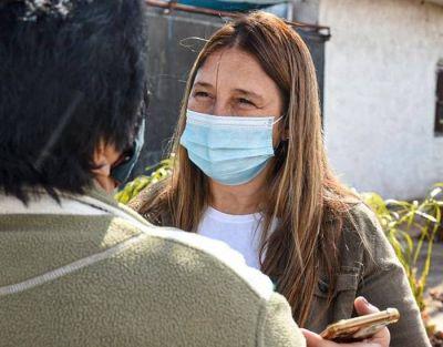 """Karina Menéndez: """"Estoy convencida de que tenemos que ir en busca del trabajo genuino"""""""
