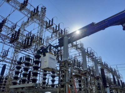 Millonaria inversión de Edesur para mejorar el servicio a 100 mil vecinos de Avellaneda y Lanús