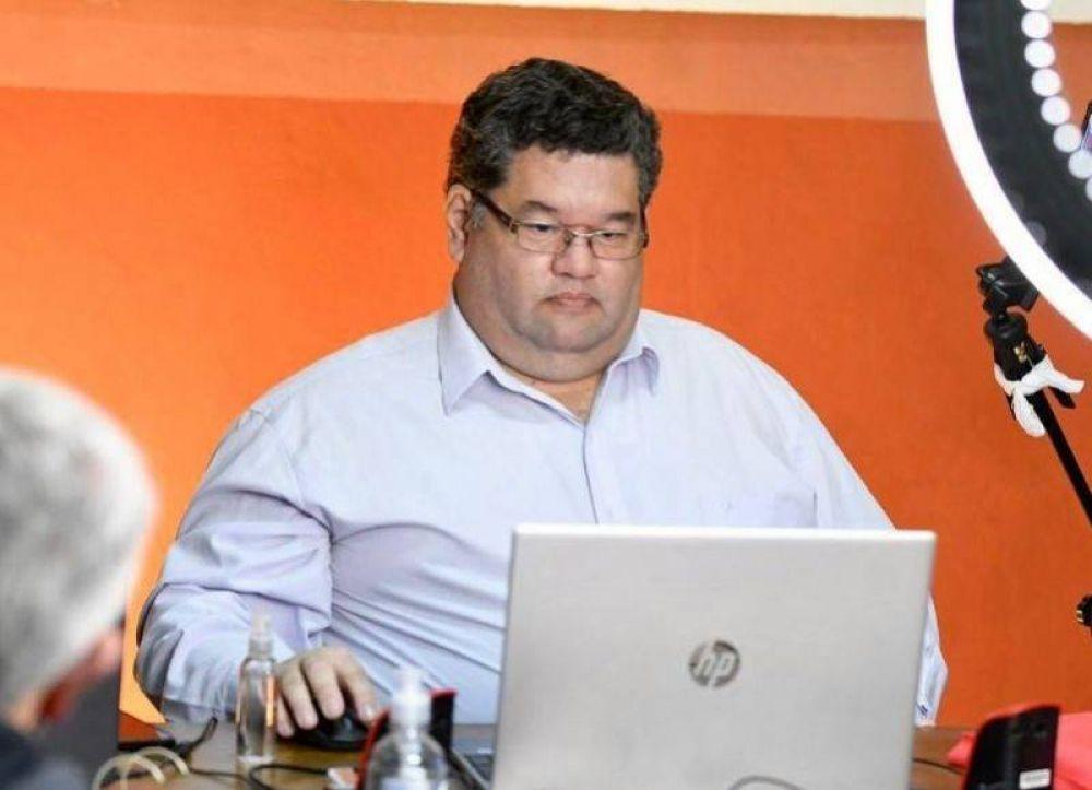 Juan Ramón Martínez lamentó la