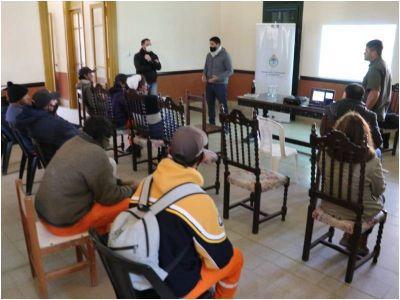 Provincia capacita a municipios en gestión de residuos sólidos