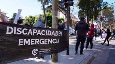 Peligra la continuidad en los servicios a personas con discapacidad y Alberto Fernández se comprometió a interceder en el conflicto