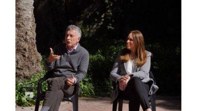 Macri se involucra en la campaña de Juntos por el Cambio para contener el núcleo más duro de votantes