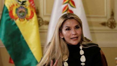 Bolivia: Jeanine Áñez intentó suicidarse en prisión