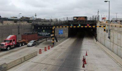 Túnel de vía expresa Línea Amarilla recibe Certificado Verde por usar energía 100% renovable