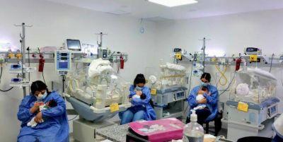 En cuarentena, nacieron menos bebés de muy bajo peso en hospitales públicos