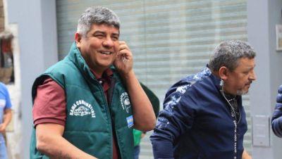 Garbarino pagó parte de los sueldos adeudados, pero Pablo Moyano dio un ultimátum para los meses que faltan