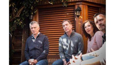 Macri se mostró con Santilli en la campaña en el conurbano bonaerense