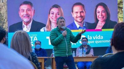 Peronistas y feministas de Punilla repudiaron a Caserio por machista y violento