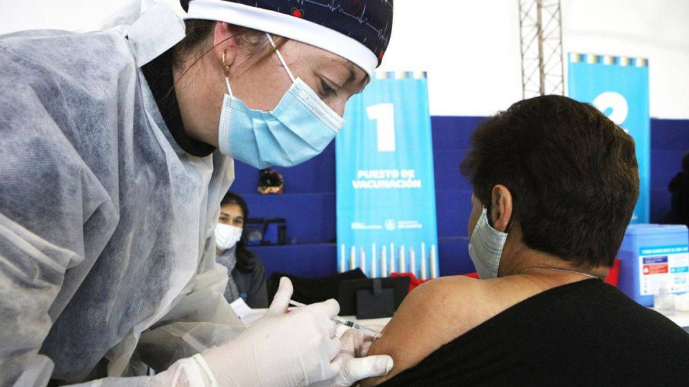 En Córdoba se aplicaron más de 3,3 millones de dosis
