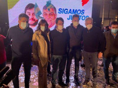 En la Provincia consideran que el triunfo de Suárez es un apoyo a Hacemos por Córdoba para las próximas elecciones