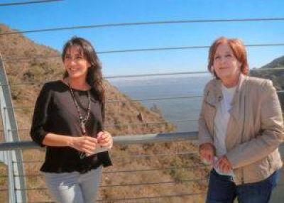 Vigo y De la Sota movilizan a mujeres con acto político