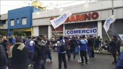 Trabajadores levantan momentaneamente la toma de Garbarino