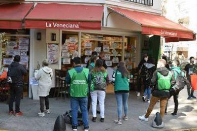 Pasteleros reclamó a Heladerías La Veneziana que regularice a sus empleados
