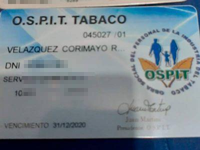 La OSPIT denunció que personas inescrupulosas buscan engañar a sus beneficiarios para cambiarlos de prestadora de salud
