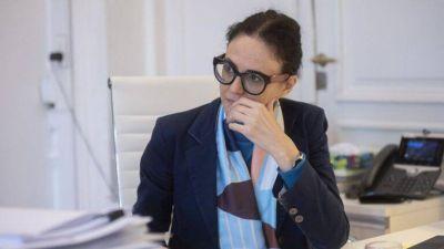 Cristina le hizo un guiño a Todesca como sucesora de Guzmán