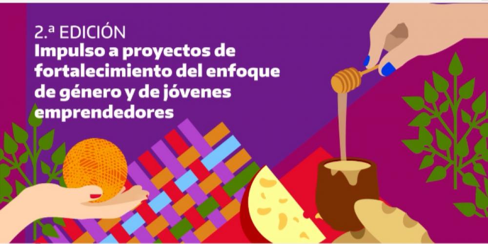 San Vicente: proyectos de producción integral de alimentos y de plantas medicinales recibirán el apoyo del INTA