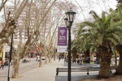 El Municipio de Quilmes instala Wifi gratuito en los espacios públicos del distrito