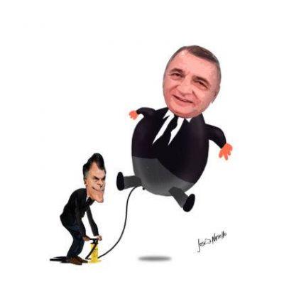 Macri pone en marcha el operativo inflado a favor de Negri