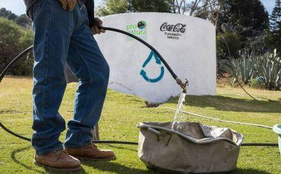 La IMCC y sus acciones para llevar agua limpia a los mexicanos