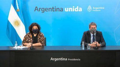 El Gobierno anunció el regreso del público a las canchas de fútbol: comenzará con Argentina-Bolivia, por las Eliminatorias