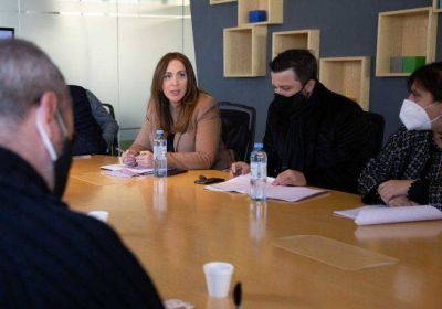 Vidal detalló propuestas y polariza la campaña: