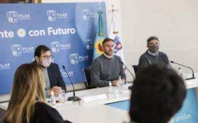 Pilar: Achával presentó la Escuela de Formación en Agronegocios