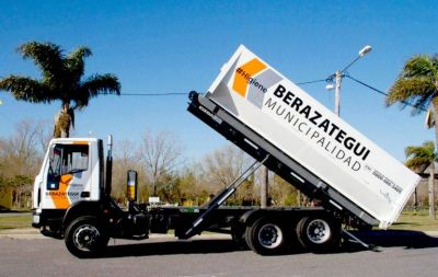 Berazategui comrpó más de cien vehículos para mejorar el servicio municipal