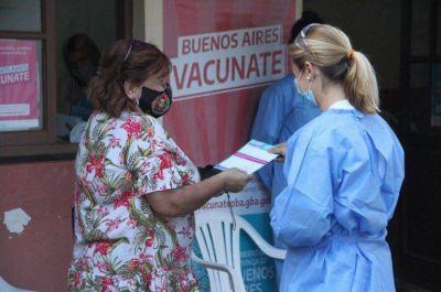 Más de 164 mil marplatenses ya tienen las dos dosis de la vacuna contra el Covid-19