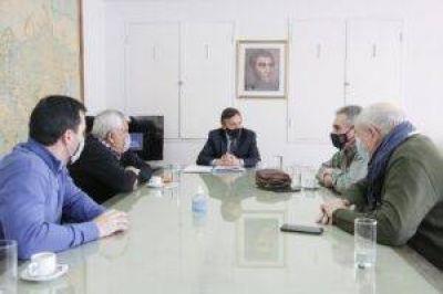 La FeMPINRA mantuvo un encuentro con el secretario de Transporte de la Nación por temas sectoriales