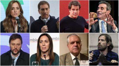 A tres semanas de las elecciones, Tolosa Paz le saca siete puntos a Santilli y Manes juntos