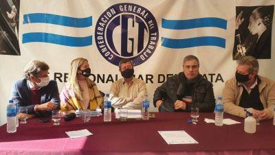 La CGT de Mar del Plata lanzó la diplomatura en sindicalismo internacional