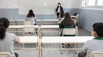 Clases en Córdoba: autorizarán jornadas extendidas en colegios con presencialidad plena