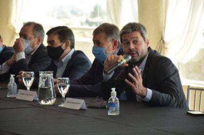 Fuerte respaldo de Lammens a Caserio de cara a las PASO: 'Tenemos a los mejores candidatos para encarar este desafío'