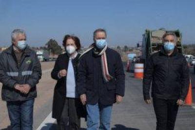 Llaryora espabiló a sus funcionarios: pidió militar la campaña