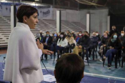 Las 62 Organizaciones Peronistas apoyaron la lista de concejales de Mayra Mendoza