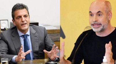 Massa y Larreta, dos amigos que comparten una visión para salir de la crisis
