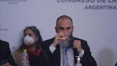 Guzmán le respondió a Macri por la deuda y no dio detalles del acuerdo con el FMI