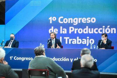 Plan industrial: con gremios y empresas, trabajarán un proyecto de ley inspirado en el tercer peronismo