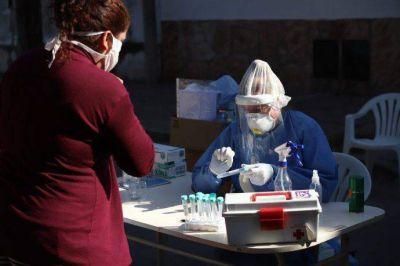 Crearon en el país un test rápido para anticuerpos de coronavirus