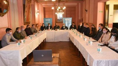 El MDA impulsa la diversificación de las exportaciones agroalimentarias bonaerenses