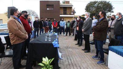 Tras el acto virtual, Schiaretti saldrá a recorrer el interior:hoy, en Río Cuarto