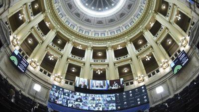 El oficialismo aspira a retener el quórum en el Senado y la oposición busca ganar terreno