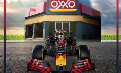 ¿Qué hace el OXXO en la Fórmula 1?