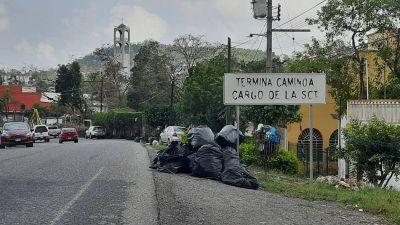 Nulo el cumplimiento de PASA con la recolección de basura en Poza Rica