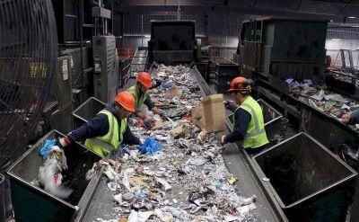 El gobierno bonaerense presentó un proyecto de gestión integral de residuos