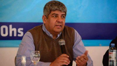 Pablo Moyano reunió al Frente Sindical y ya da señales de su regreso a la CGT