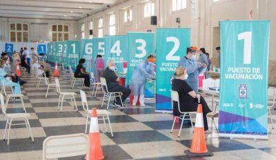 Coronavirus en Argentina: se registró la cifra diaria más baja en un año