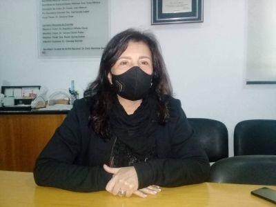 Maiorana acusó a dirigentes del gremio de médicos por violencia de género y por quedarse con su cargo en CGT: «Fui abusada como persona y a nivel psicológico y en manada»