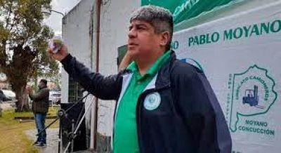 Pablo Moyano va por la CGT con apoyo de Movimientos Sociales y gremios del CTA