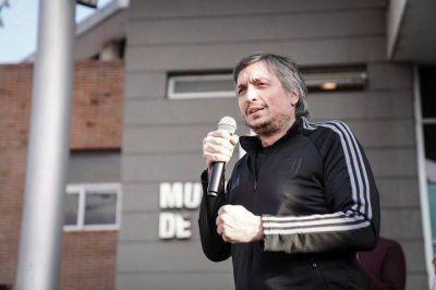 Hurlingham   Máximo Kirchner, Selci, Zabaleta y Martín Rodríguez juntos en campaña